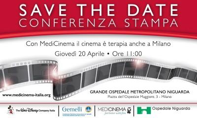 Save the date: conferenza stampa il 20 aprile 2017
