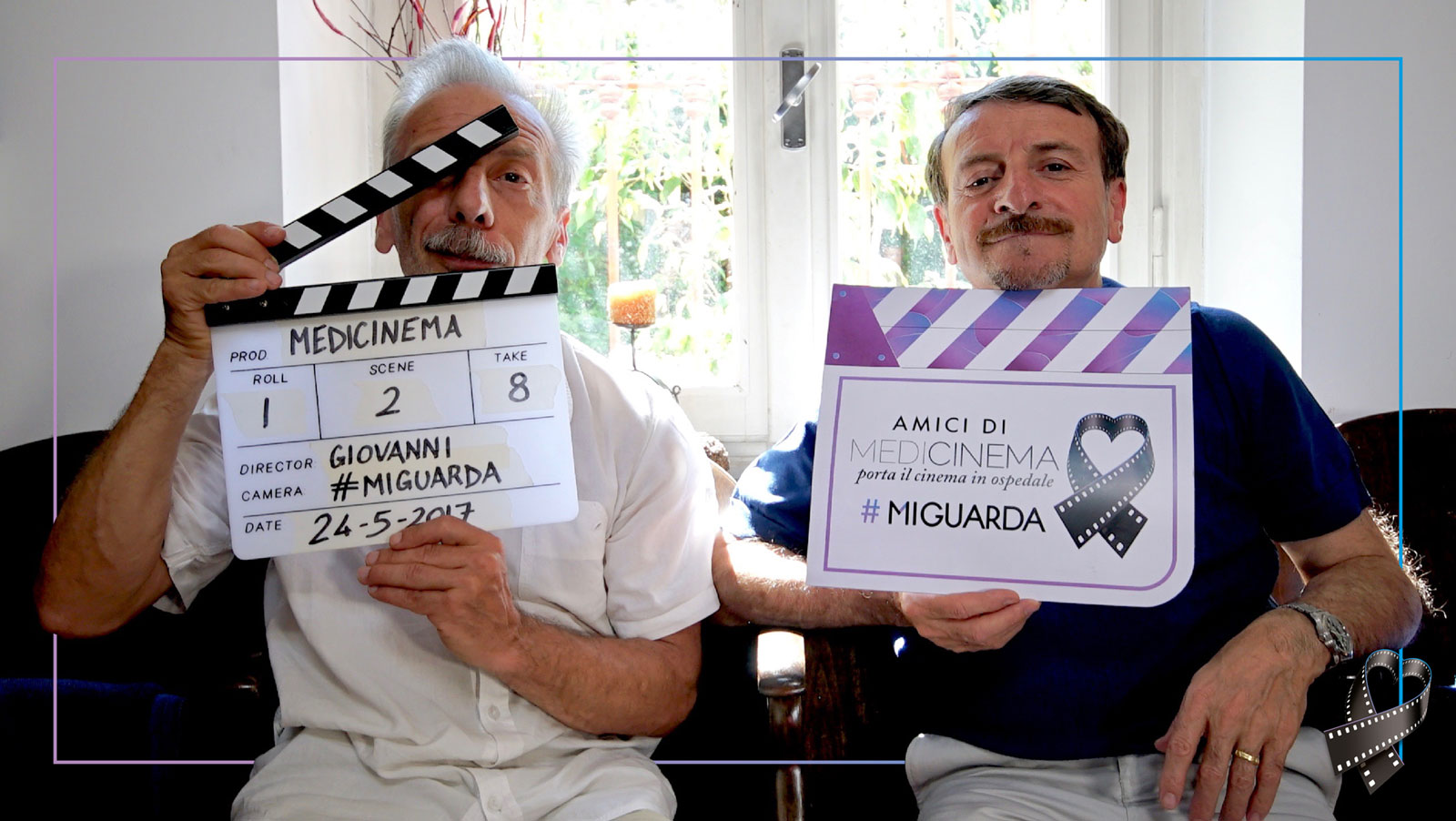 Giovanni e Giacomo Niguarda