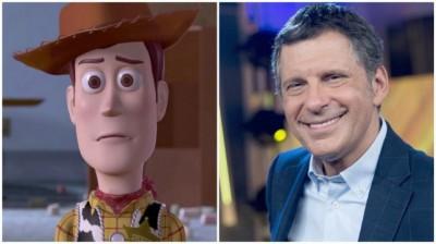 Grazie Fabrizio Frizzi, voce di Toy Story, da Medicinema Italia Onlus