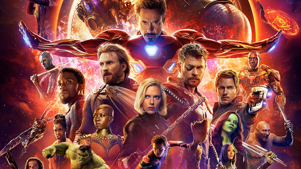 MediCinema Italia - Avengers: Infinity War