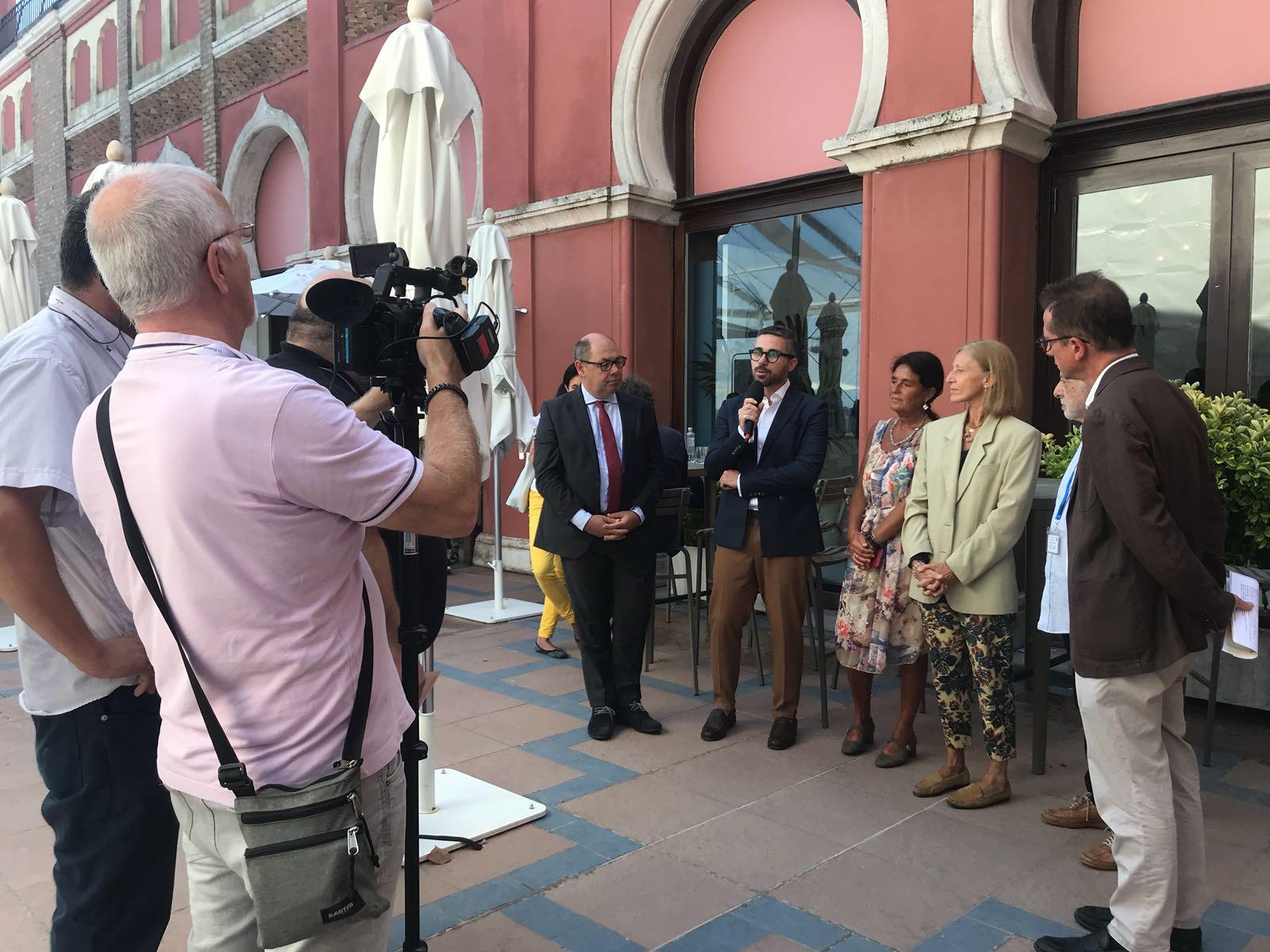Venezia 75 Mostra del Cinema Progetto CIACK